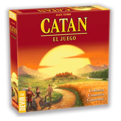 Catan, considerado mejor juego de mesa del siglo XXI