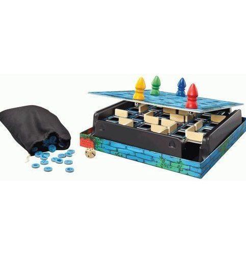 Juego de mesa Laberinto magico-02