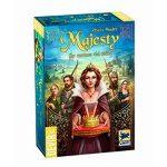 De los mejores juegos de mesa familiares que puedes jugar, Majesty, La Corona del Reino
