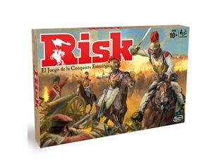 Risk el mejor juego de conquista estratégica que existe
