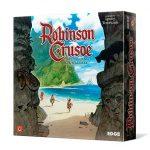 Robinson Crusoe apasionante juego de mesa cooperativo que no te puedes perder