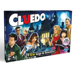 Gran juego de mesa de detectives, El Cluedo