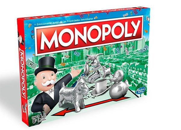 Unos de los juegos de mesa más conocidos y jugados en el mundo entero - El Monopoly