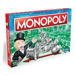 No puede faltar en tu casa el juego de mesa Clásico Monopoly