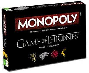 Versión de Monopoly de Juego de Tronos