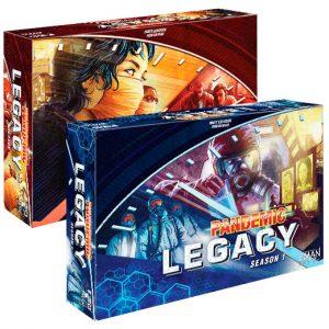 Pandemic Legacy, gran juego cooperativo que asombro a todos en el 2016
