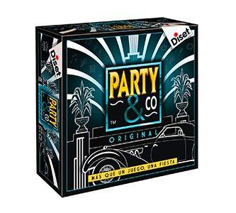 Pásalo en grande con tus amigos jugando a Party