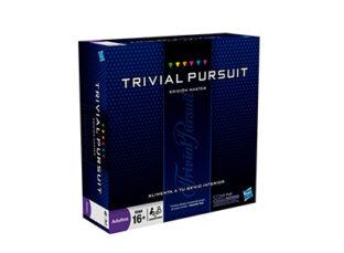 Juego de mesa renovado Trivial Pursuit Edición Master