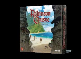 Robinson Crusoe, uno de los mejores juegos de mesa cooperativos sin duda alguna