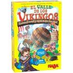 Estupendo juego de mesa infantil, el valle de los vikingos