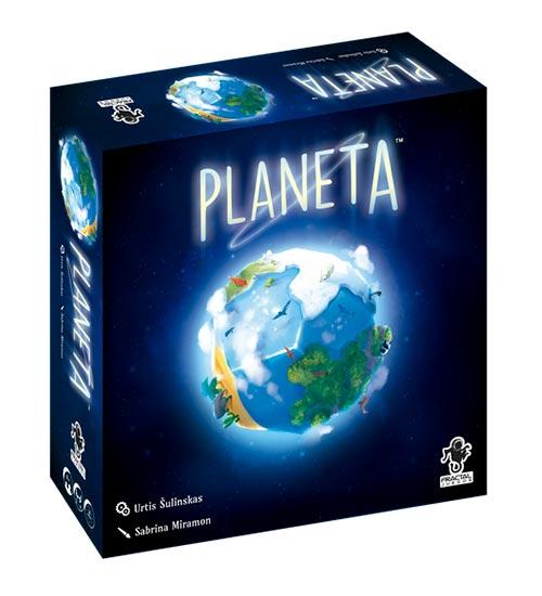 Precioso juego de mesa Planeta