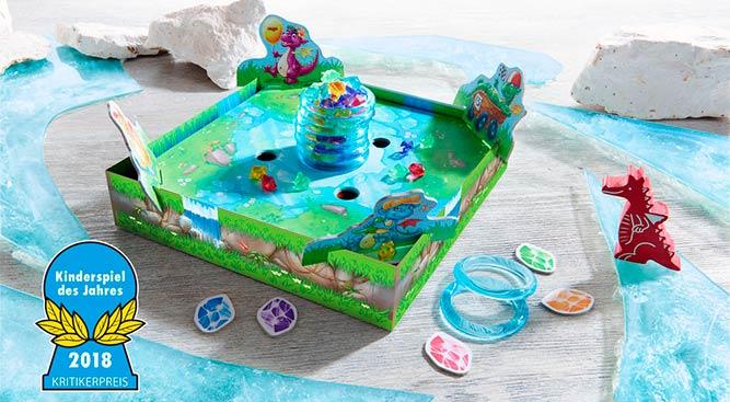 Tesoro Brillante premio a mejor juego infantil del año 2018