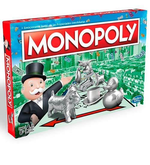 Monopoly, el juego por excelencia de compra venta de propiedades