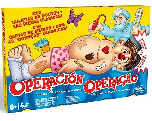 Conviértete en un doctor con Operación
