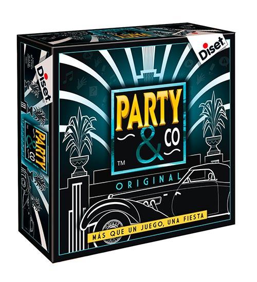 20 Aniversario del juego de mesa Party & Co
