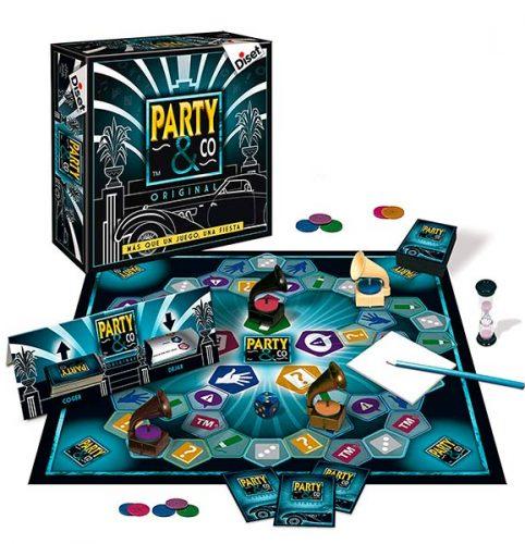 Contenido de la caja Party & Co Original 20 Aniversario