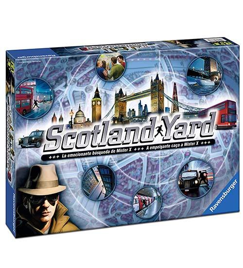 Evita que los detectives de Scotland Yard te encuentren