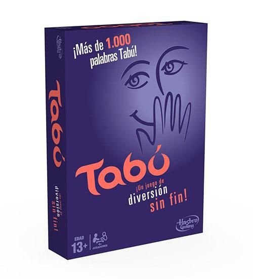 Tabú, el juego de las palabras prohibidas
