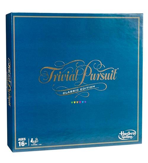 Exitoso juego de mesa de preguntas, Trivial Pursuit