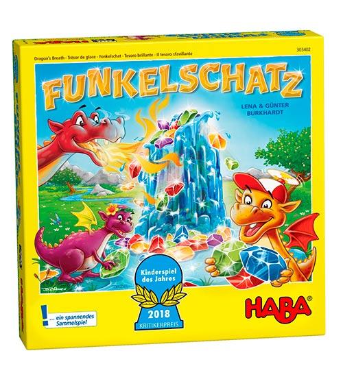 Mejor juego de mesa infantil del año 2018