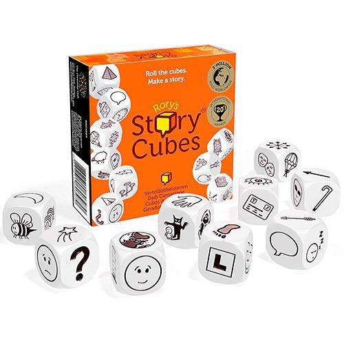 Story Cubes, el juego de mesa de narrar historias