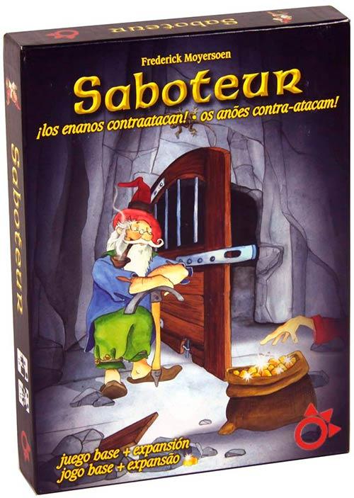 Saboteur, los enanos contraatacan