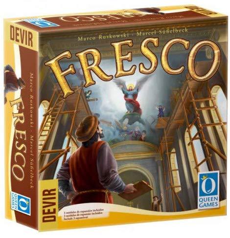 Fresco, mejor juego de mesa del 2010
