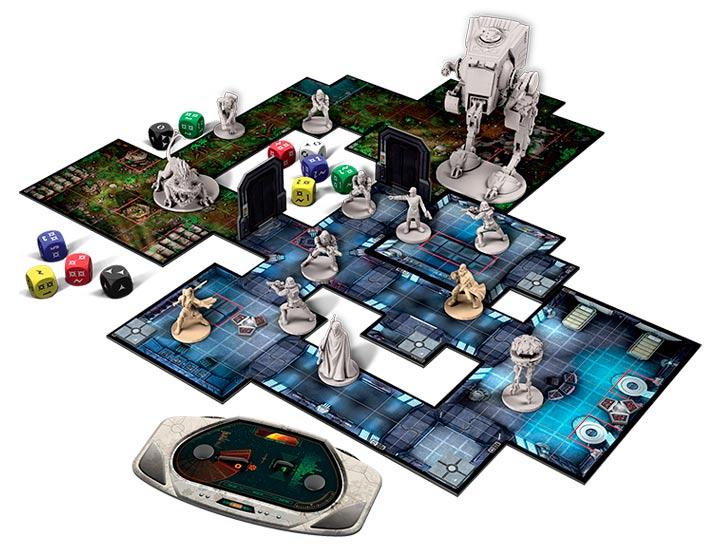 Tablero de juego de Star Wars Imperial Assault