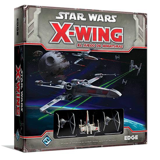 Simula una batalla galáctica con Stars Wars X-Wing