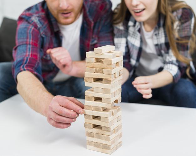 Juegos de mesa para jugar en pareja