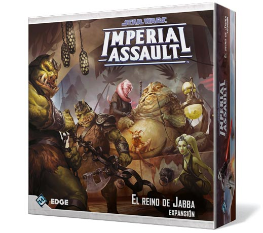 El Reino de Jabba - Expansión de Imperial Assault