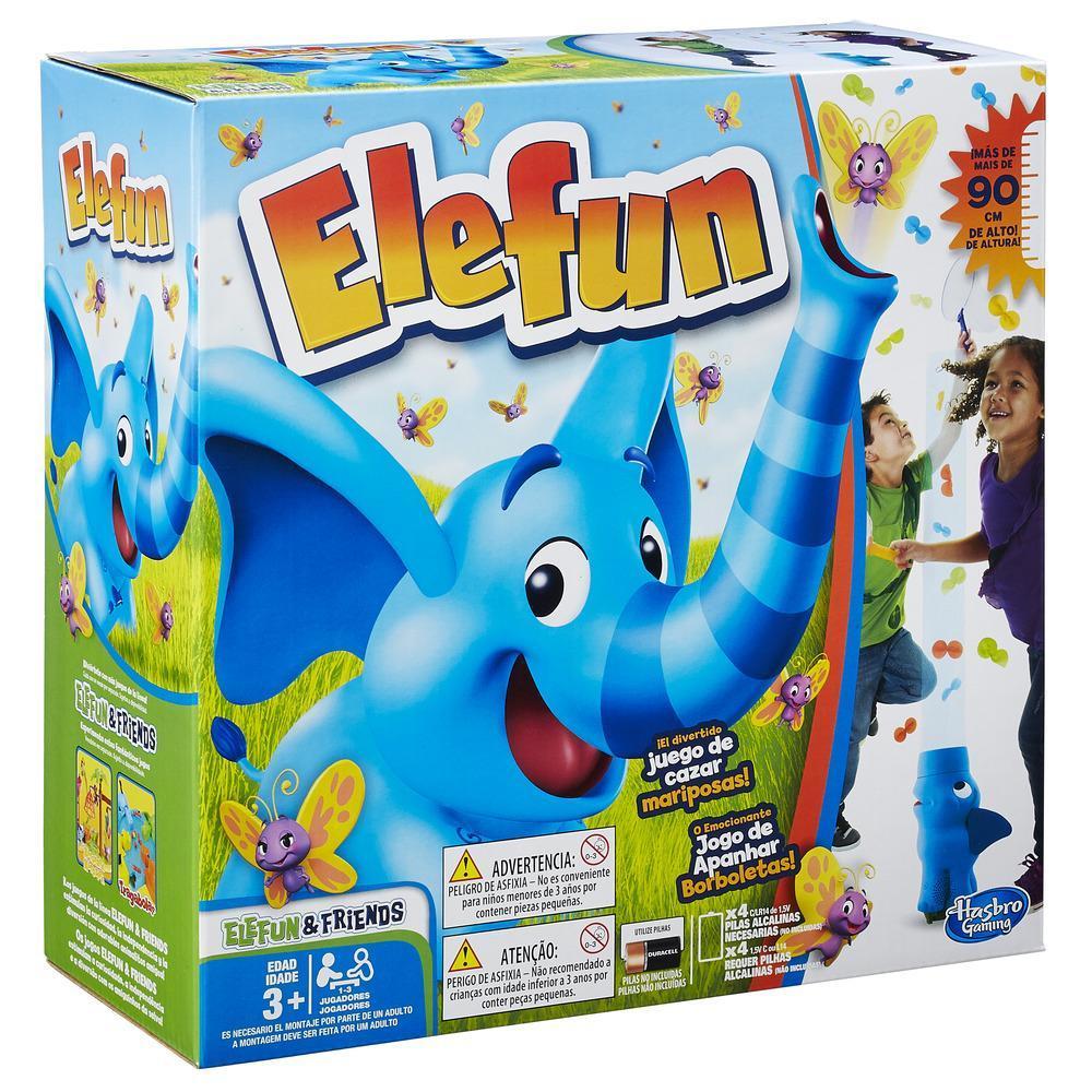Juegos de mesa Elefun para niños de 3 años