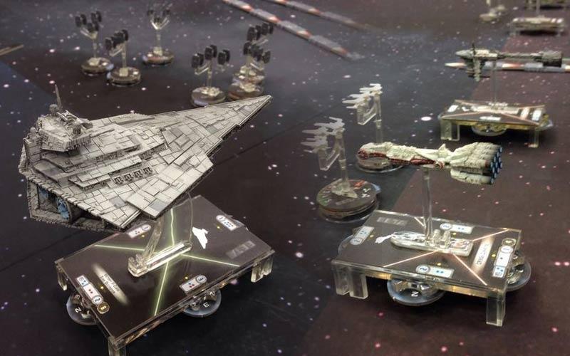 Partida de Star Wars Armada