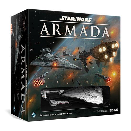 Caja de juego de mesa Star Wars Armada