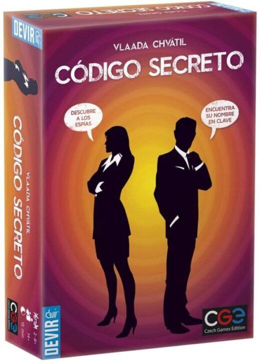 Código Secreto de Devir