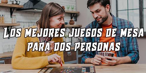 Los mejores juegos de mesa para dos personas