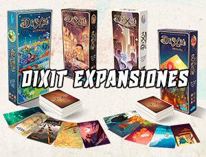 Expansiones del juego Dixit
