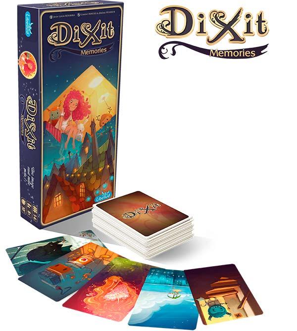 Dixit 6 expansión Memories