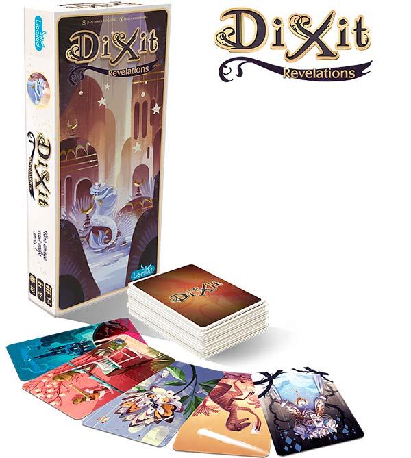 Dixit 7 expansion Relevationss