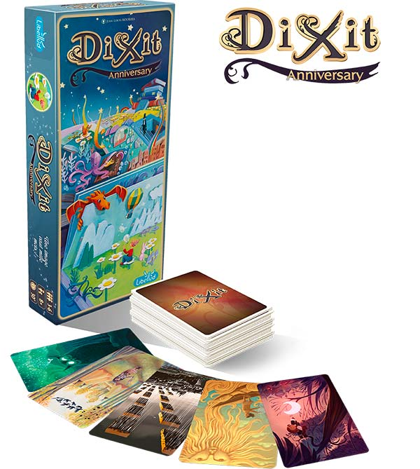 Expansión Dixit 9 Anniversary