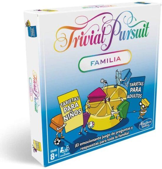 Trivial Pursuit para toda la familia