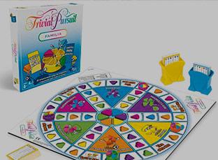 Conoce las versiones de Trivial Pursuit