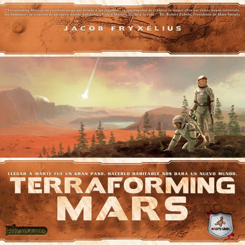 Terraforming Mars - Expansiones