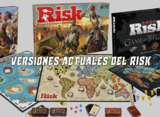 Versiones actuales del juego de mesa Risk